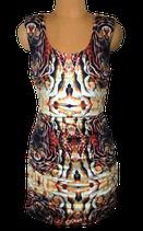 SUPERTRASH jurkje,  DOMINI, multicolor, Mt. S
