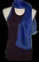 SCHUMACHER topje met zijden shawl Mt. L