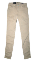 GUESS  jeans, broek, CURVE X, zand/beige, Mt. W26