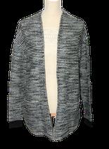 SUPERTRASH vest,  CHEETA, zwart/wit, Mt. L