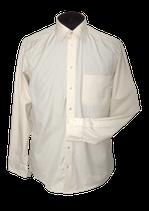 ETON gestreept overhemd, Classic shirt, lila/wit, Mt. 39