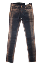 SUPERTRASH skinny  jeans,PEPPY HAND PLATED, Mt. W29