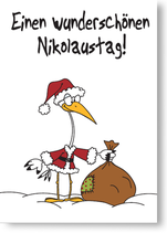 Einen wunderschönen Nikolaustag!