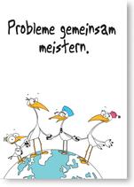 Probleme gemeinsam meisten.