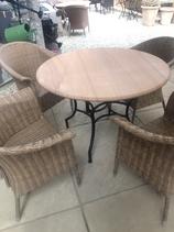 Tisch Platte Sandstein