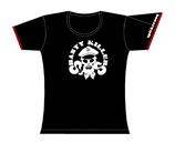 Shanty Killers Froen T-Shirt Scharz/Weiß