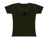 Froen-T-Shirt Olive Zelt