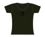 Froen-T-Shirt Zelt oliv