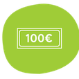 Chèque-cadeau 100 €