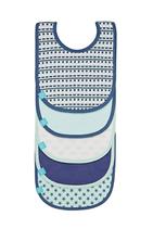 Set de 5 bavoirs waterproof