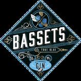 Bassets True Blue Gin