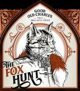 Good Old Charles, The Fox Hunt zeer oude Dubbele Graangenever
