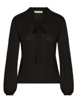 "Mademoiselle Yéyé Shirt ""Forever Top"", Black"