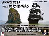 """Entrada """"La Conquista de las Vergüenzas"""""""