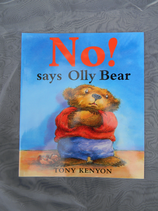 No! Says Olly Bear