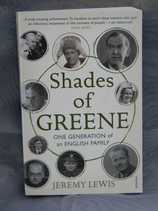 Shades of Greene - One Generation of an English Family