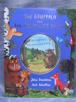 The Gruffalo and The Gruffalo's Child - Books and CD