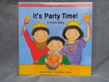 It's Party Time! A Purim Story