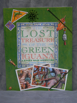 The Lost Treasure of the Green Iguana