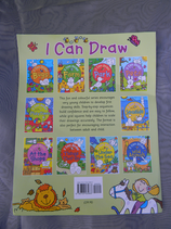 I can draw - Set of Drawing Books