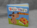 Wally Woof's Lift-the-Flap Book