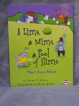 A Lime, a Mime, a Pool of Slime - More about Nouns