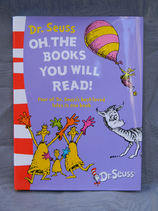 Oh, the Books You Will Read! 4 Dr. Seuss Bücher in Einem