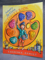 Anholt's Artists Activity Book