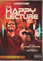 The Happy Lecture DVD (in clear plastic sleeve)