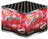 Bodenfeuerwerk Silver Race