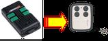 Télécommande CARDIN S476 TX4