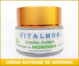.  Crema Moringa+Aloe 50 ml Ecológica