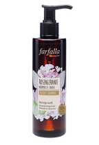 Rosengeranie mildes Shampoo 200ml (farfalla)