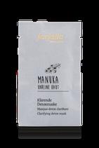 Klärende Detox-Maske, Einzelportion 7ml (Manuka)