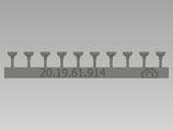 Zusatzscheinwerfer PKW 1,8mm 10 Stück