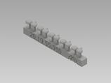Bosch Starktonhorn 2-fach, 5 Stück