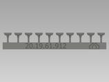 Zusatzscheinwerfer PKW 2.2mm 10 Stück