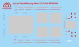 Decal Detaillierung für BREKINA Kurzhauber LF/TLF Bausätze