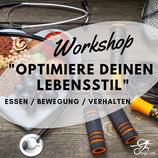 "Workshop ""Optimiere Deinen Lebensstil"""