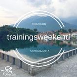 Trainingsweekend Mergozzo