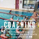 Anmeldung Trainingsplanung