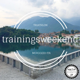 Trainingsweekend Mergozzo April
