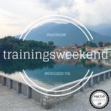 Trainingsweekend Mergozzo Juni