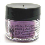 Duo rouge bleu 680