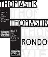 Rondo THOMASTIK струны A + D для виолончели - двойной набор из 2-х струн.
