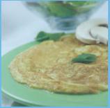 Omelet met fijne kruiden