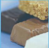 Reep pure chocolade