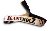 Kantholz Fan Armband