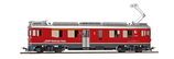 BEMO 1369 113 RhB ABe 4/4 53 Berniabahntriebwagen Tirano DIGITAL SOUND