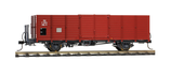 Bemo 9451 104 RhB E 6604 Hochbordwagen